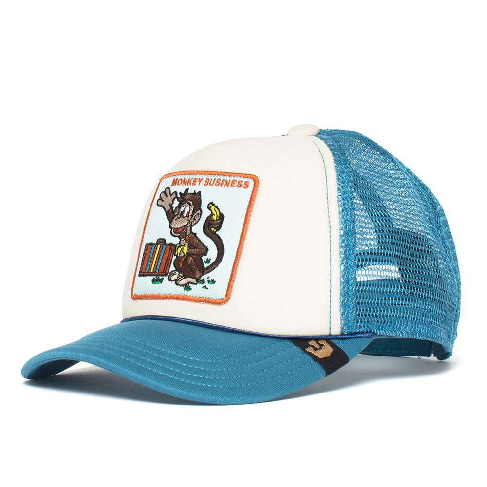 Gorras Goorin Baseball Monkey Business Jr